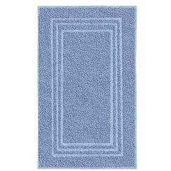 Tissu éponge Lodge iceblue 50 x 80 cm