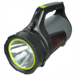 "LED Akku Handlampe ""Asphalt"""