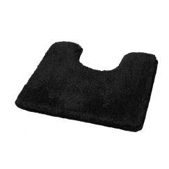Tapis de bain Relax noir 55 x 55 cm