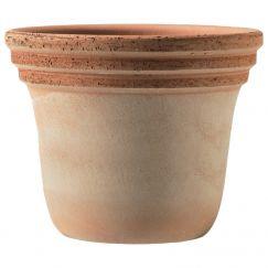 Pot en argile Gardina Dimension extérieure Ø cm: 42, hauteur cm: 33