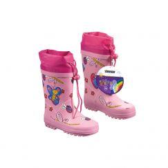 "Bottes ""Kids Garden"" rose fuchsia Grandeur: 28"