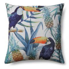 Accessoire Tropic motif toucans