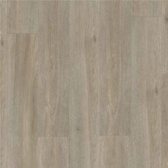 Vinyle à cliquer Balance Chêne gris brun soyeux