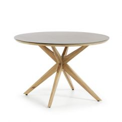 Table Glow gris