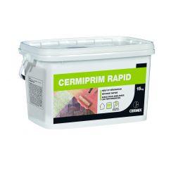 Cermiprim Rapid 15 litres, pont d'adhérence pour supports non absorbants à séchage rapide