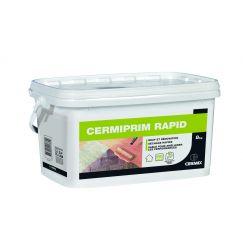Cermiprim Rapid 8 litres, pont d'adhérence pour supports non absorbants à séchage rapide