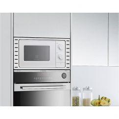 Electrolux MERB152545, Boîtier d'encastrement, Blanc