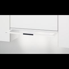 Electrolux DASL9045WE, Hotte à visière plate en verre, Blanc