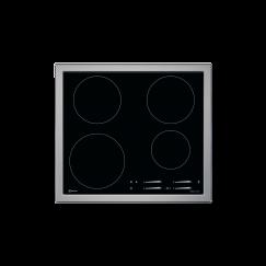 Electrolux GK58TSIPL, Plan de cuisson à induction, Acier inox