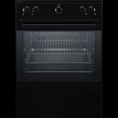Electrolux GHL246SW, Cuisinière encastrable à gaz, Noir