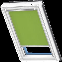 Store rideaux vert olive 134 cm x 140 cm VELUX INTEGRA® Solar automatique