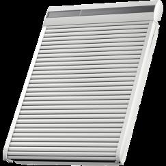 Volet roulant TiZn 114 cm x 118 cm VELUX INTEGRA® Solar automatique