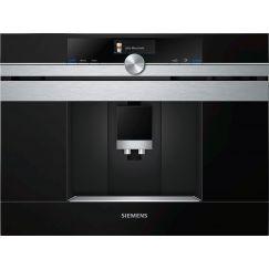 Siemens CT636LES1 Machine à espresso entièrement automatique Noir