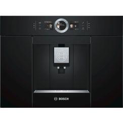 Bosch CTL636EB6 Machine à espresso entièrement automatique Noir
