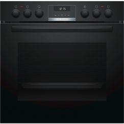 Bosch HET557BB1C Cuisinières à encastrer Noir