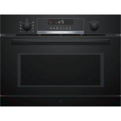 Bosch COA565GB0 Micro-onde avec gril e vapeur encastrable