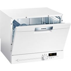 Siemens SK26E221EU speedMatic Lave-vaisselle Tabletop Blanc