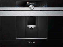 Siemens CT636LES6 Machine à café encastrable