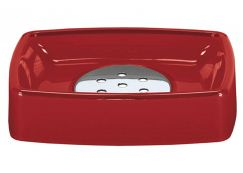 Porte-savon Easy rouge