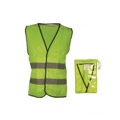 """Gilet de sécurité  """"Safe"""" jaune Grandeur: XXL"""