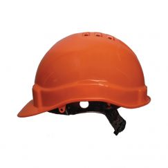 "Casque de protection ""Articap Roto"" couleur: orange"