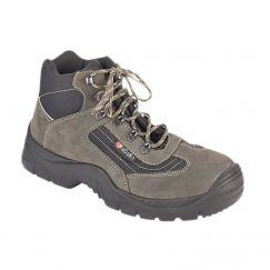"""Bottes à lacets """"Aosta"""" grises Grandeur: 40, EN ISO 20345: S1P"""