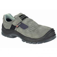"""Sandales """"Bari"""" grises Grandeur: 47, EN ISO 20345: S1P"""
