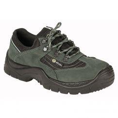 """Chaussures basses """"Aosta"""" grises Grandeur: 43, EN ISO 20345: S1P"""