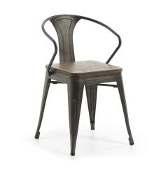 Chaise Malibu graphite