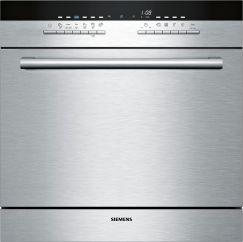 Siemens SC76M542EU speedMatic Lave-vaisselle modulaire compact intégrable hauteur 60cm Inox