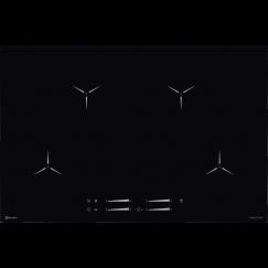 Electrolux GK78TSIBO, Plan de cuisson à induction, Noir
