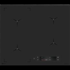 Electrolux GK58FTIPO, Plan de cuisson à induction, Noir
