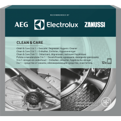 Electrolux M3GCP400, Clean and care box