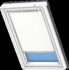 Store d'obscurcissement blanc 55 cm x 78 cm