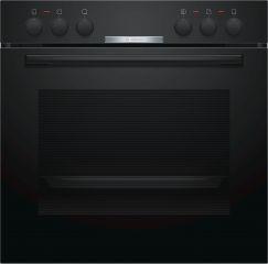 Bosch HEA510BA0C Cuisinières à encastrer Noir