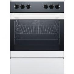 Electrolux GHGL446WE, Cuisinière encastrable à gaz, Blanc