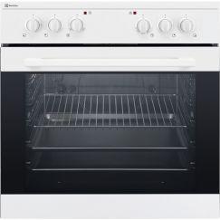 Electrolux GHL3046WE, Cuisinière encastrable à gaz, Blanc