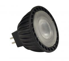 Source LED MR16, 3,8W, SMD LED , 3000K, 40°, non variable