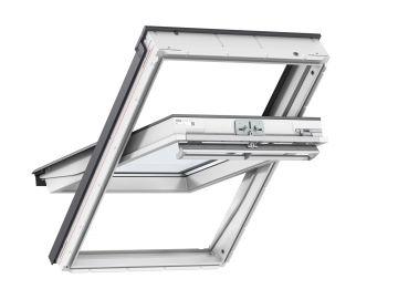 Fenêtre De Toit à Rotation En Pu 94 Cm X 160 Cm Polyuréthane Avec