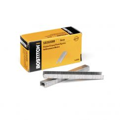 Agrafes BOSTITCH  (5000 pcs) Longueur mm: 10, Largeur mm: 13