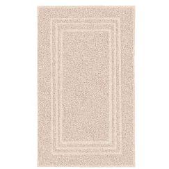 Tissu éponge Lodge beige 50 x 80 cm