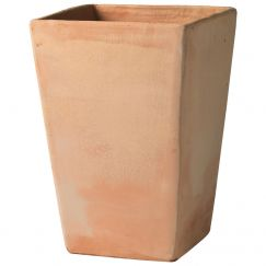 Pot en argile Livelli carde 34.5x34.5x50.5 cm