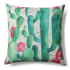 Accessoire Tropic motif cactus