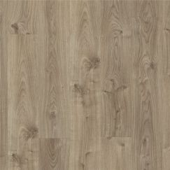 Vinyle à cliquer Balance Chêne cottage gris brun
