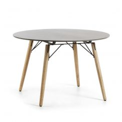 Table Tropo gris