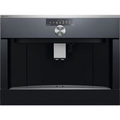 Electrolux ESP4SL10CN Machine à café encastrable, Acier inox avec antitraces de doigts