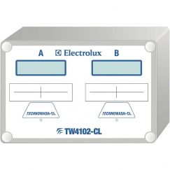 Electrolux CSTW4102CL, Chipcard system, Blanc