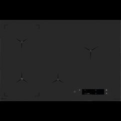 Electrolux GK78FTIFO, Plan de cuisson à induction, Noir