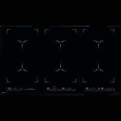 Electrolux GK906TSILO, Plan de cuisson à induction, Noir