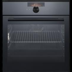 Electrolux EB6SL4XSP, Four encastrable, Noir effet miroir = façade vitrée